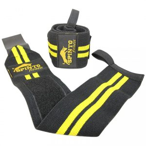 Deadlift wrist straps