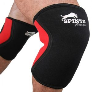 Knee workout sleeves