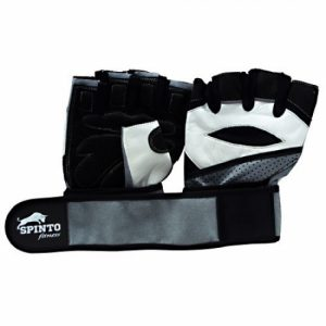 Men's weight lifitng gloves