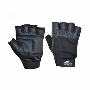 Leather Workout Gloves